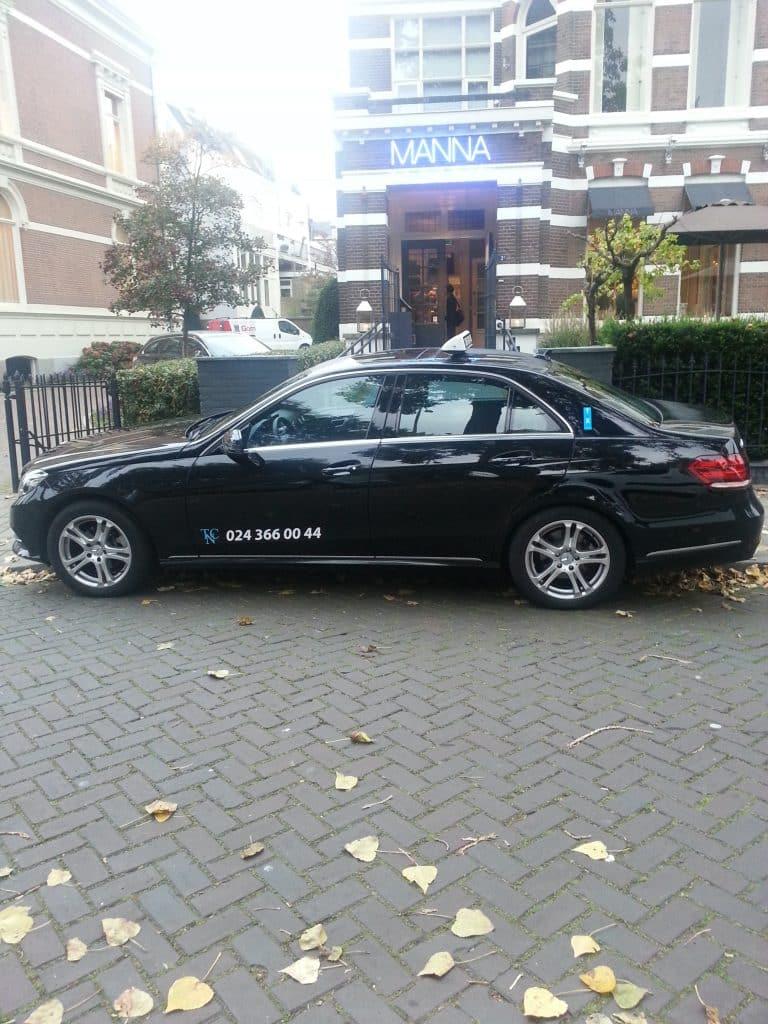 goedkope taxi Nijmegen