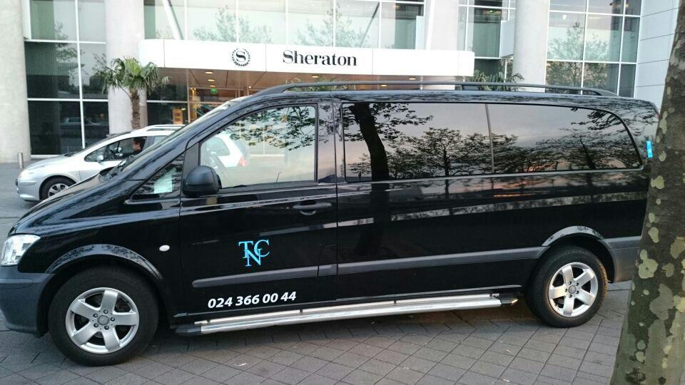 Onze diensten zakelijk vervoer