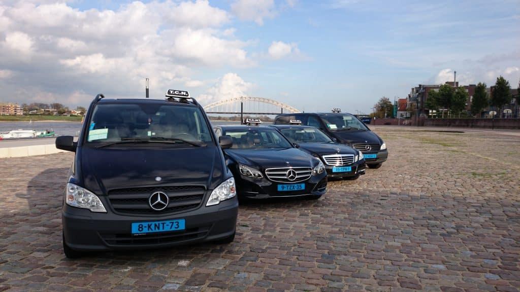 Taxi Nijmegen Weeze