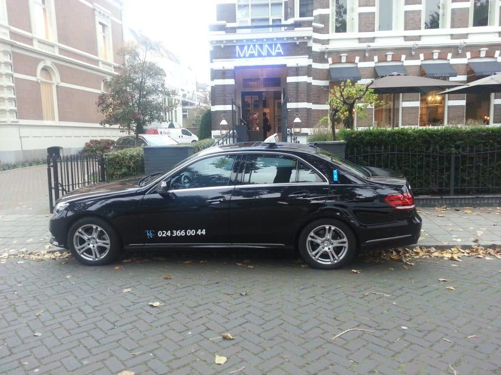Taxi Nijmegen en omgeving