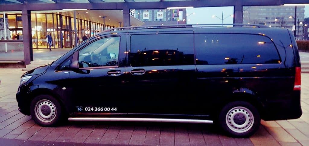 Taxiservice Nijmegen