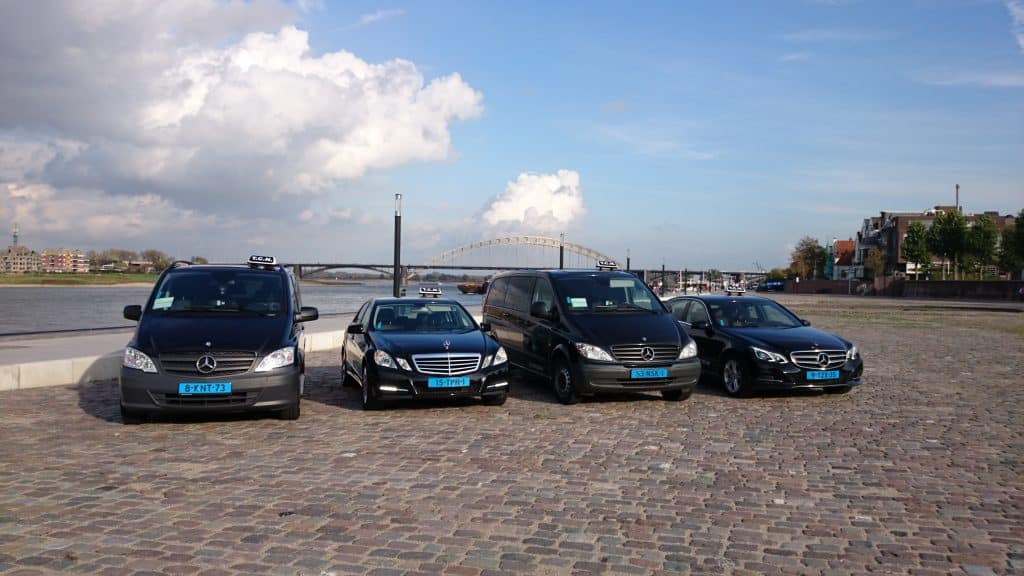 Taxidienst Tinker in problemen