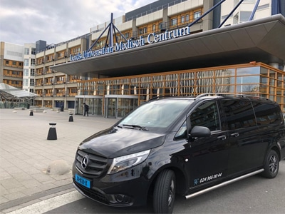 Zakelijk vervoer Nijmegen